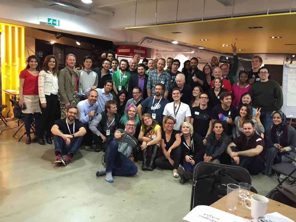 Techfugees Hackathon