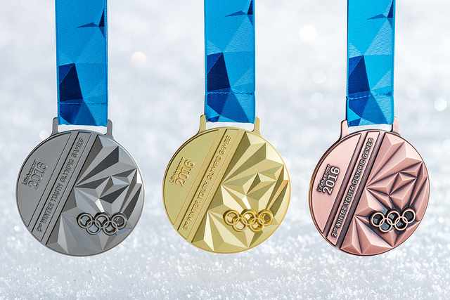 RefME Loves Youth Olympic Games - medals